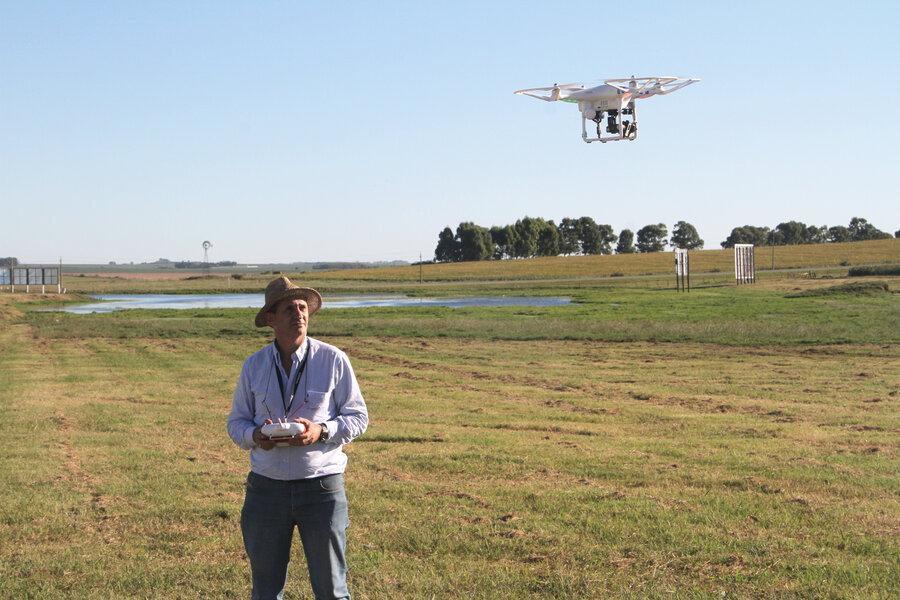 imagen de Para 43% de productores la falta de tecnología es uno de los problemas más importantes; solo 5% tiene drones y otros equipos