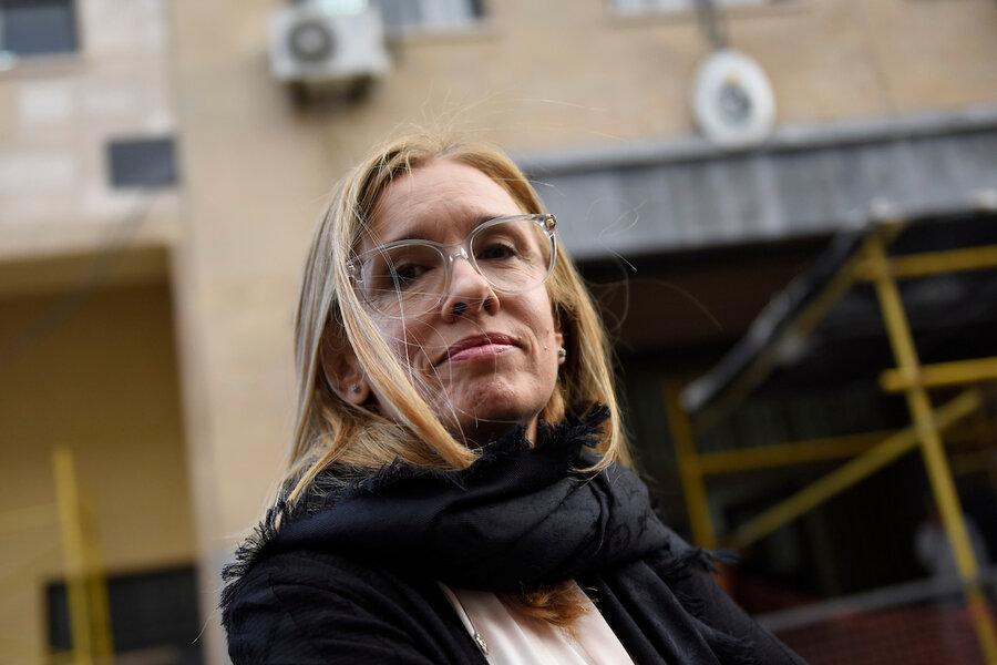 """imagen de Marta Jara actúa como """"mercenaria"""", dice el vicepresidente de Ancap"""