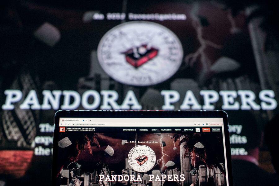 imagen de Los Pandora Papers revelan el alcance del trabajo desarrollado por estudios jurídicos para políticos brasileños acusados de corrupción