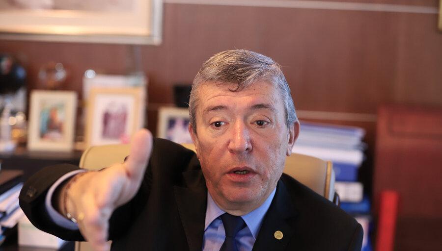 imagen de Pese a que declaró lo contrario, Salgado es accionista de Nuevocentro