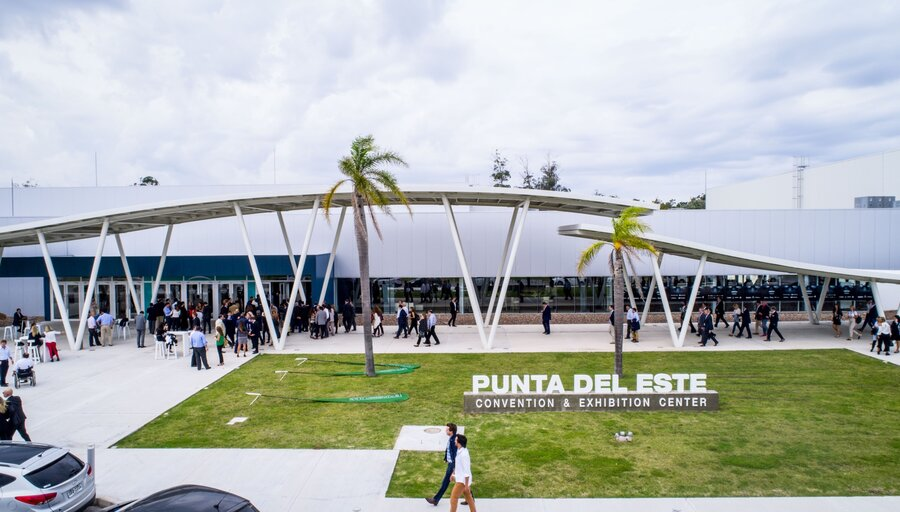 El BID confirmó a Uruguay como sede de su Asamblea Anual de 2022