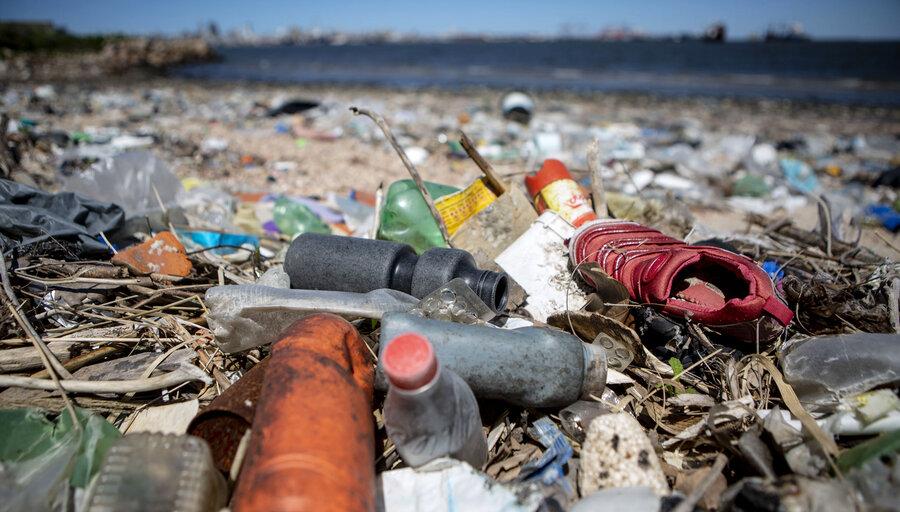 imagen de El Poder Ejecutivo estudia una iniciativa para transformar la basura en combustible orgánico para uso en aviones