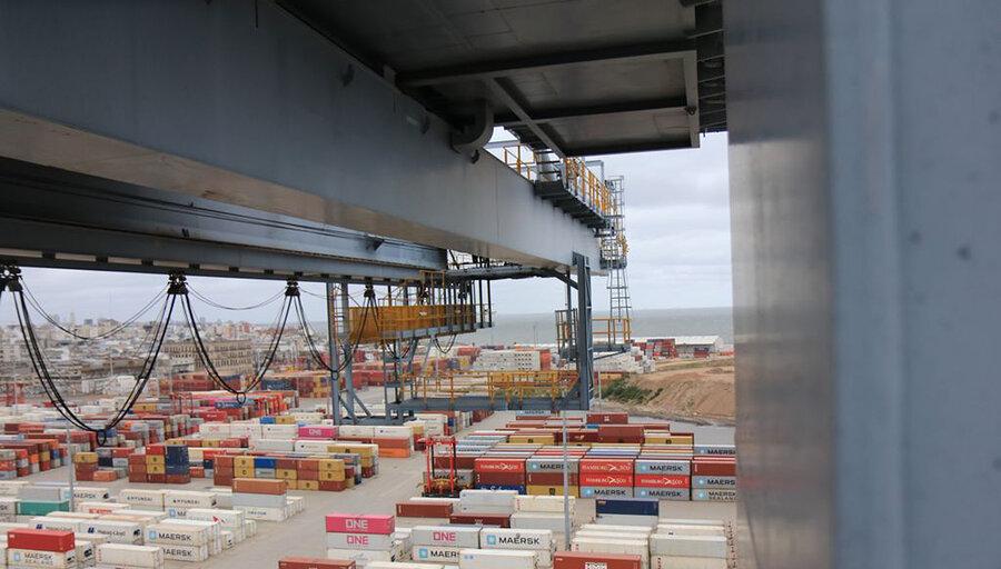 """imagen de Servicios logísticos y de facilitación del comercio mejoraron """"muy lento""""; Uruguay es hub regional en """"negocios puntuales"""""""