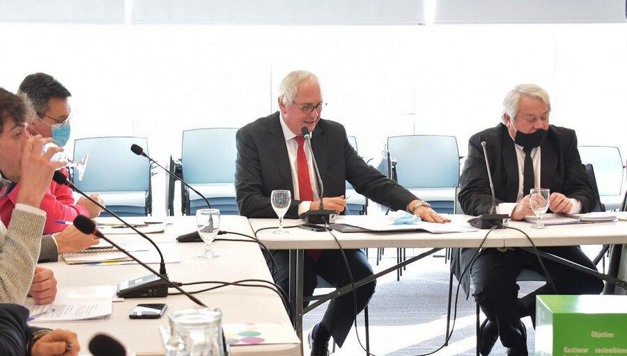 """imagen de Reforma previsional mostraría """"efectos interesantes"""" en 10 años"""
